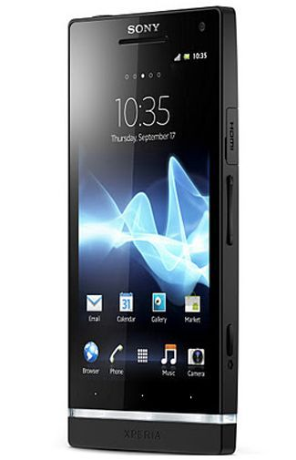 Productafbeelding van de Sony Xperia S Black