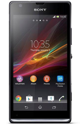 Productafbeelding van de Sony Xperia SP Black