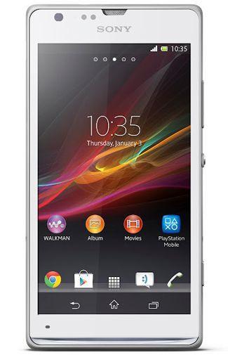 Productafbeelding van de Sony Xperia SP White