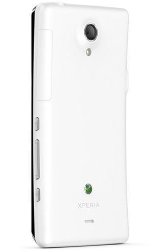 Productafbeelding van de Sony Xperia T White