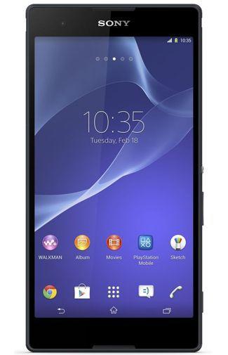 Productafbeelding van de Sony Xperia T2 Ultra Black