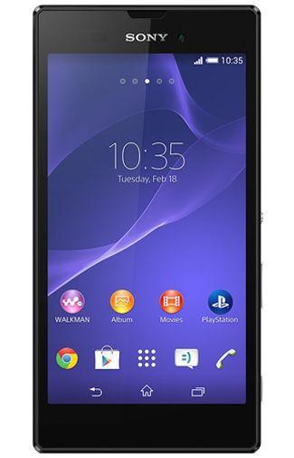 Productafbeelding van de Sony Xperia T3 Black
