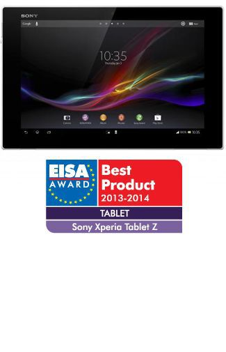 Productafbeelding van de Sony Xperia Tablet Z 16GB 4G White
