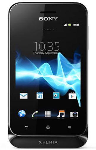 Productafbeelding van de Sony Xperia Tipo Black