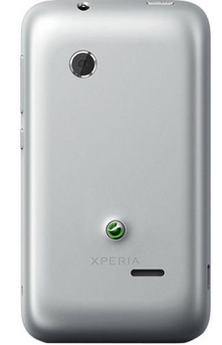 Productafbeelding van de Sony Xperia Tipo Dual Silver