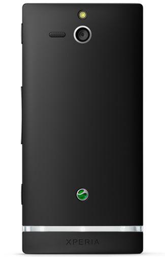 Productafbeelding van de Sony Xperia U Black