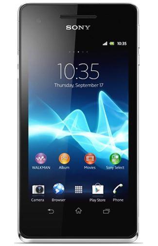 Productafbeelding van de Sony Xperia V White