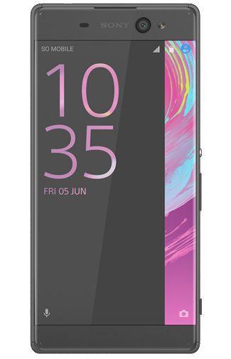 Productafbeelding van de Sony Xperia XA Ultra Black