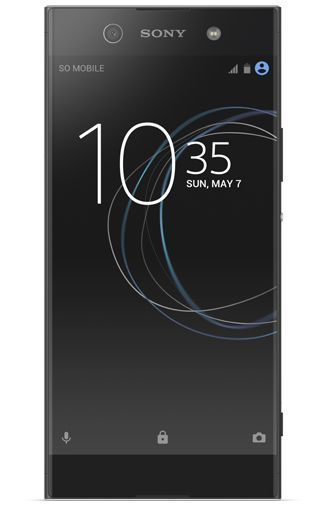 Productafbeelding van de Sony Xperia XA1 Ultra Black