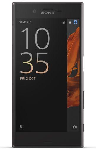 Productafbeelding van de Sony Xperia XZ Black