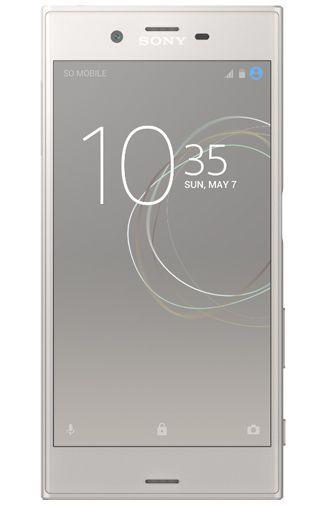Productafbeelding van de Sony Xperia XZs Silver