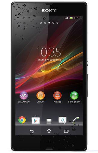 Productafbeelding van de Sony Xperia Z Black