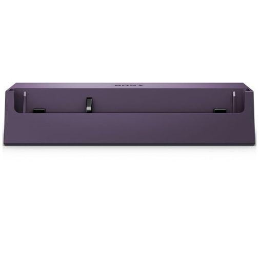 Productafbeelding van de Sony Xperia Z Charging Dock DK26 Purple
