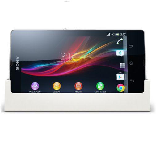 Productafbeelding van de Sony Xperia Z Charging Dock DK26 White