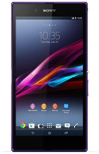 Productafbeelding van de Sony Xperia Z Ultra Purple