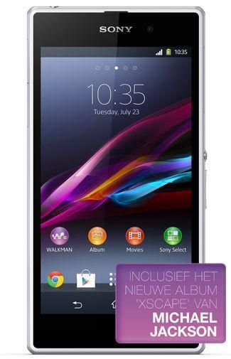 Productafbeelding van de Sony Xperia Z1 White