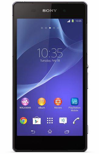 Productafbeelding van de Sony Xperia Z2 Black