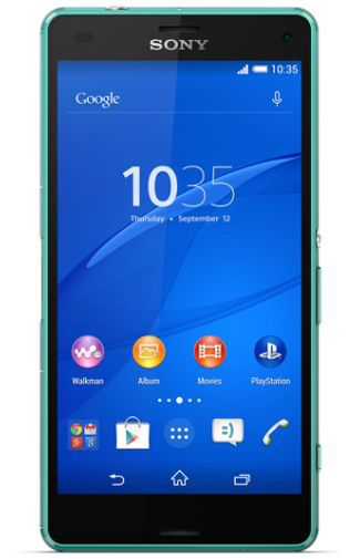 Productafbeelding van de Sony Xperia Z3 Compact Green
