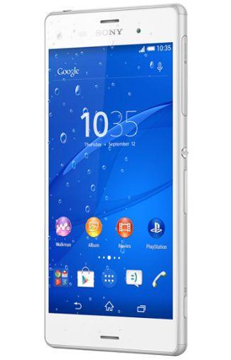 Productafbeelding van de Sony Xperia Z3 White