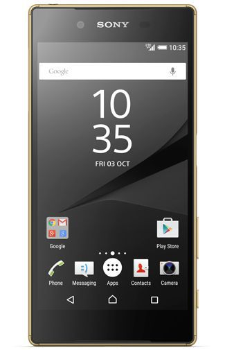 Productafbeelding van de Sony Xperia Z5 Dual Sim Gold