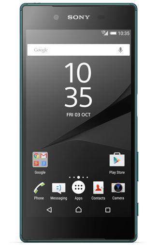 Productafbeelding van de Sony Xperia Z5 Green