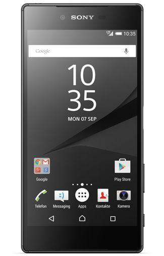Productafbeelding van de Sony Xperia Z5 Premium Black