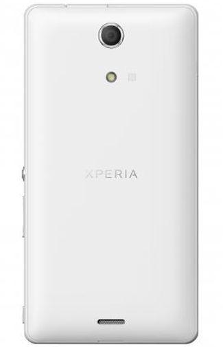 Productafbeelding van de Sony Xperia ZR White