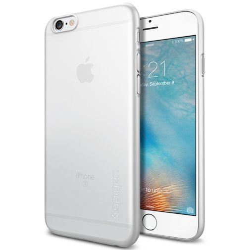 Productafbeelding van de Spigen Air Skin Soft Case Clear Apple iPhone 6/6S