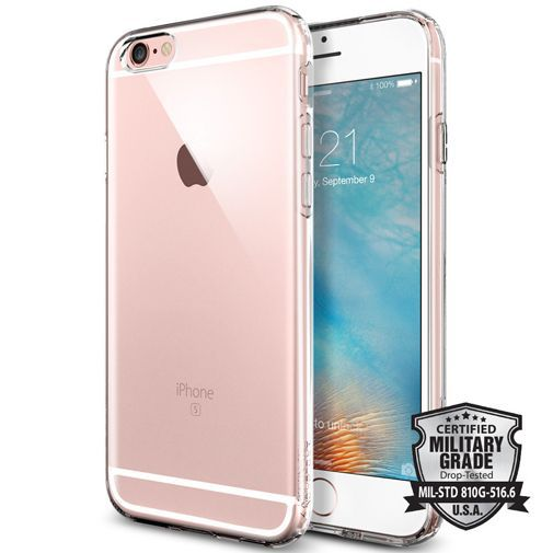Spigen Capsule Case Clear Apple iPhone 6/6S