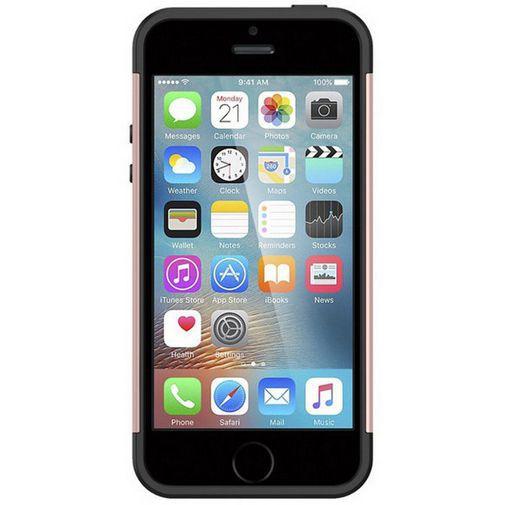 Productafbeelding van de Spigen Slim Armor Case Rose Gold Apple iPhone 5/5S/SE
