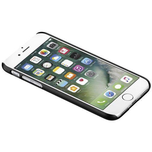 Productafbeelding van de Spigen Thin Fit Case Black Apple iPhone 7/8
