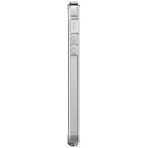 Productafbeelding van de Spigen Ultra Hybrid Case Crystal Clear Apple iPhone 5/5S/SE