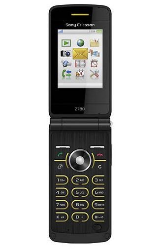 Productafbeelding van de Sony Ericsson Z780