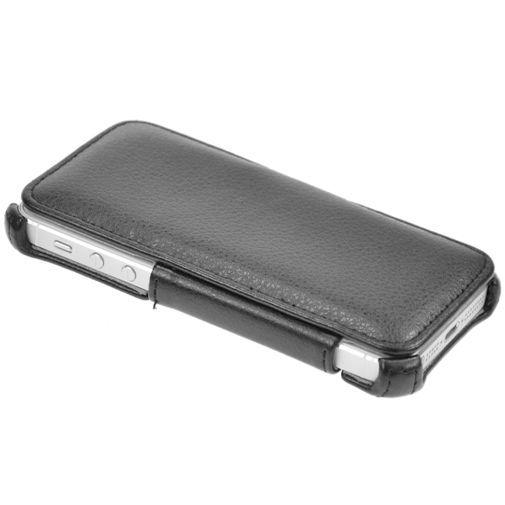 Productafbeelding van de Star-Case Book Case Oslo Apple iPhone 5 Black