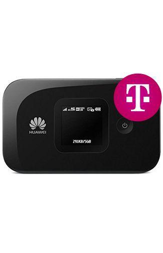 Productafbeelding van de T-Mobile E5577C 4G Mobile Wifi Router Black