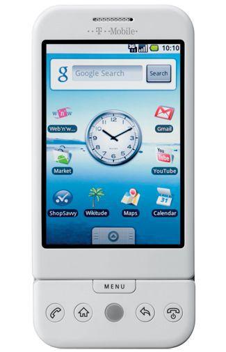 Productafbeelding van de T-Mobile G1 Wit
