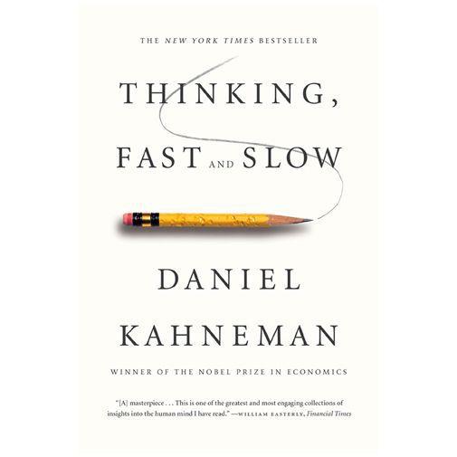 Productafbeelding van de Thinking, Fast and Slow - Daniel Kahneman