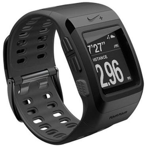 Productafbeelding van de TomTom Nike GPS Sportwatch Black/Anthracite