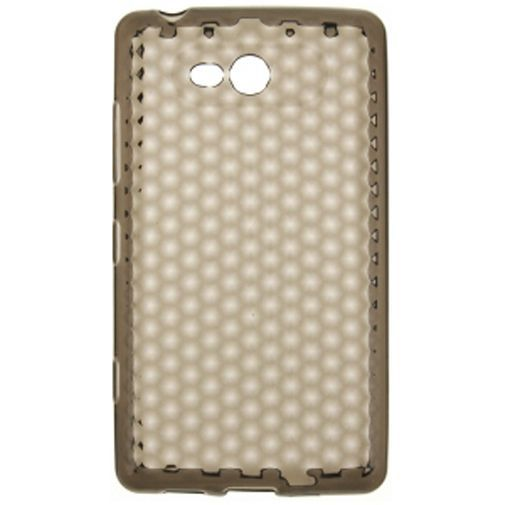 Productafbeelding van de Trendy8 Diamond Series TPU Case Nokia Lumia 820 Grey