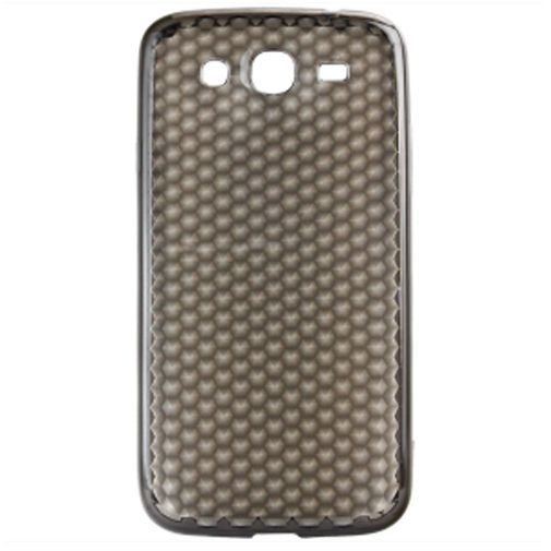 Productafbeelding van de Trendy8 Diamond Series TPU Case Samsung Galaxy Mega 5.8 Grey