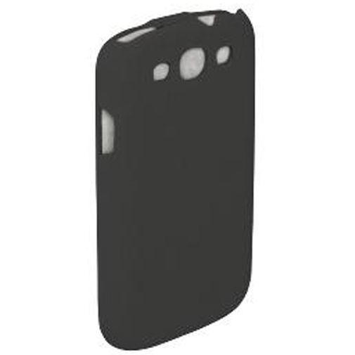 Productafbeelding van de Trendy8 Leather Flip Case Samsung Galaxy S3 (Neo) Black
