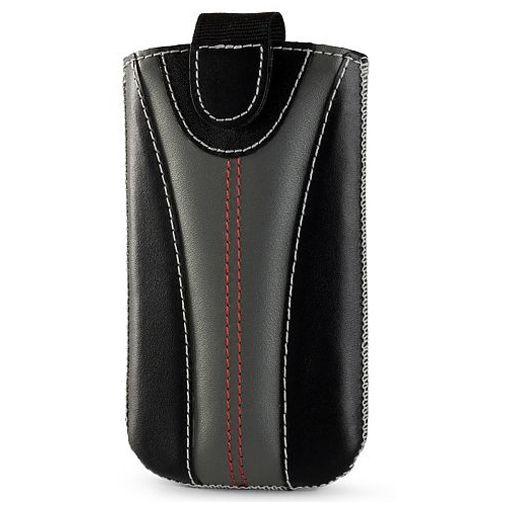 Productafbeelding van de Valenta Fashion Case Monza Black Grey 01