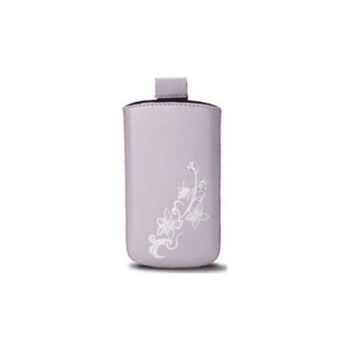 Productafbeelding van de Valenta Fashion Case Pocket Lily Purple 01