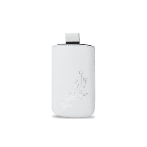 Productafbeelding van de Valenta Fashion Case Pocket Lily White 01