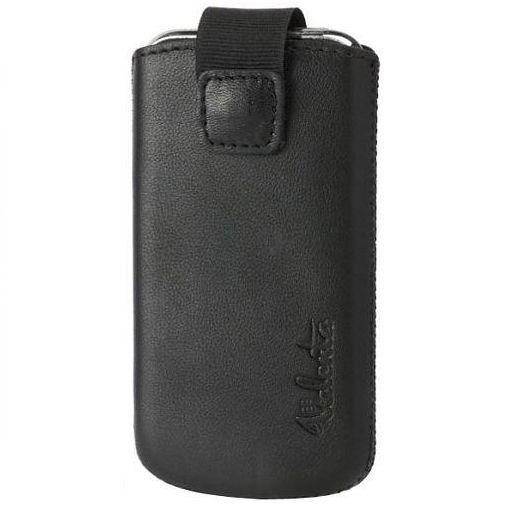 Productafbeelding van de Valenta Fashion Case Pocket Luxe Black Loop 14