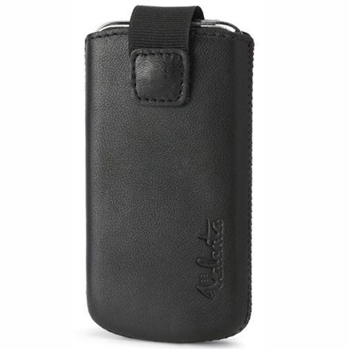 Productafbeelding van de Valenta Fashion Case Pocket Luxe Black Loop 15