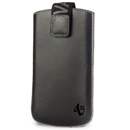 Productafbeelding van de Valenta Fashion Case Pocket Luxe Text Silver 14