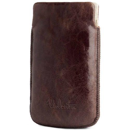 Productafbeelding van de Valenta Fashion Case Pocket Soft Brown 01