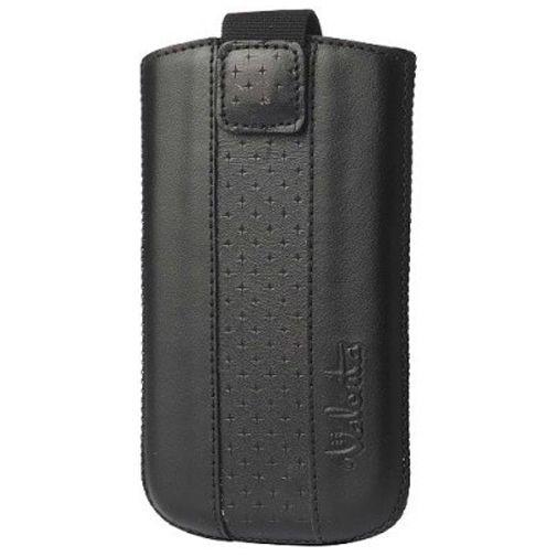 Productafbeelding van de Valenta Pocket Case Perfo Black 01