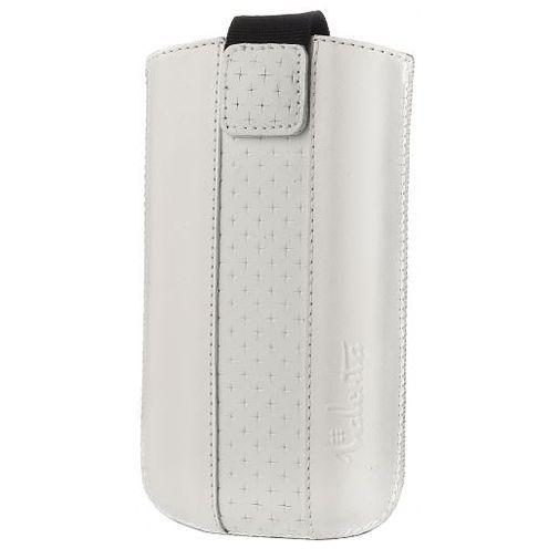 Productafbeelding van de Valenta Pocket Case Perfo White 01